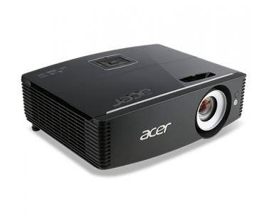 ACER Professional and Education P6200 5000ANSI lumens DLP XGA (1024x768) Compatibilité 3D Bureau Noir