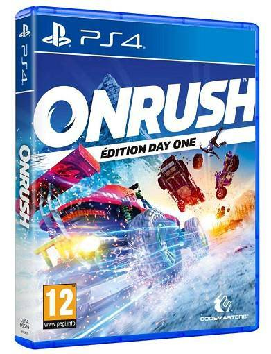 CODEMASTERS OnRush Edition Day One PS4