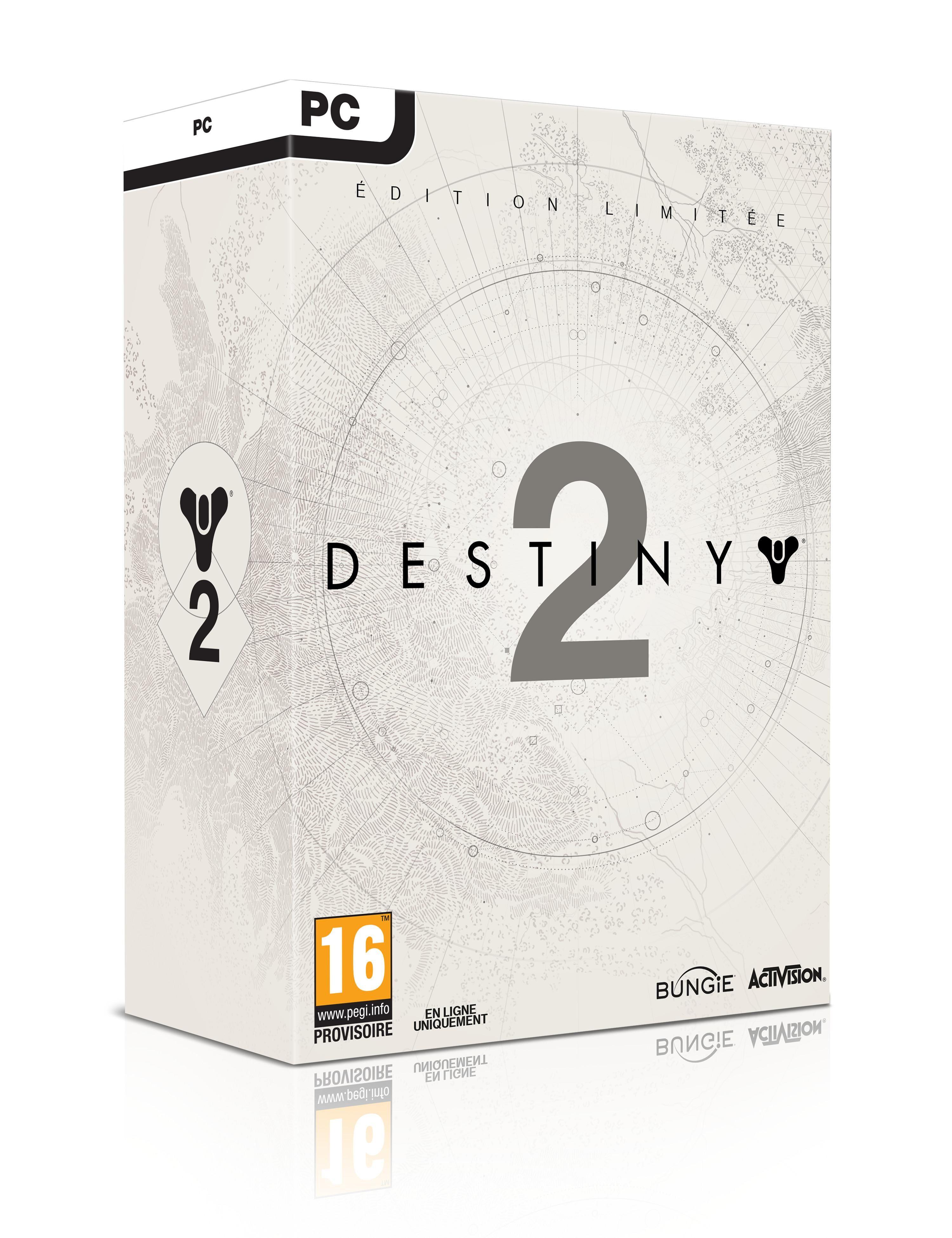 ACTIVISION Destiny 2 Edition Limitée - Exclusivité Web