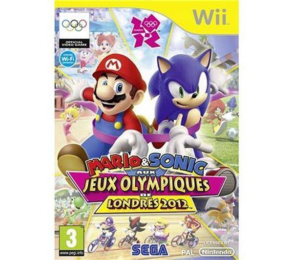 WII - Mario & Sonic Jo Londres 2012 Wii