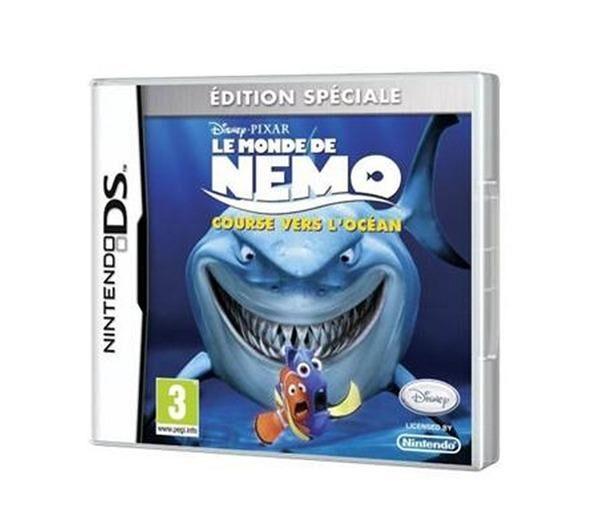 DISNEY Le Monde de Nemo : Course vers l'Océan
