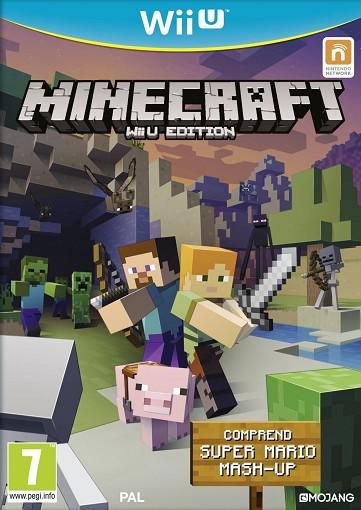 NINTENDO Minecraft Wii U Wii