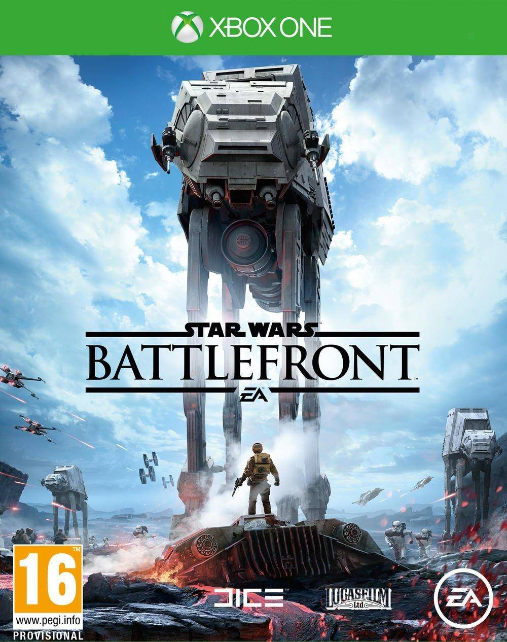 ELECTRONIC ARTS PUBLISHING Star Wars Battlefront Ultimate Edition