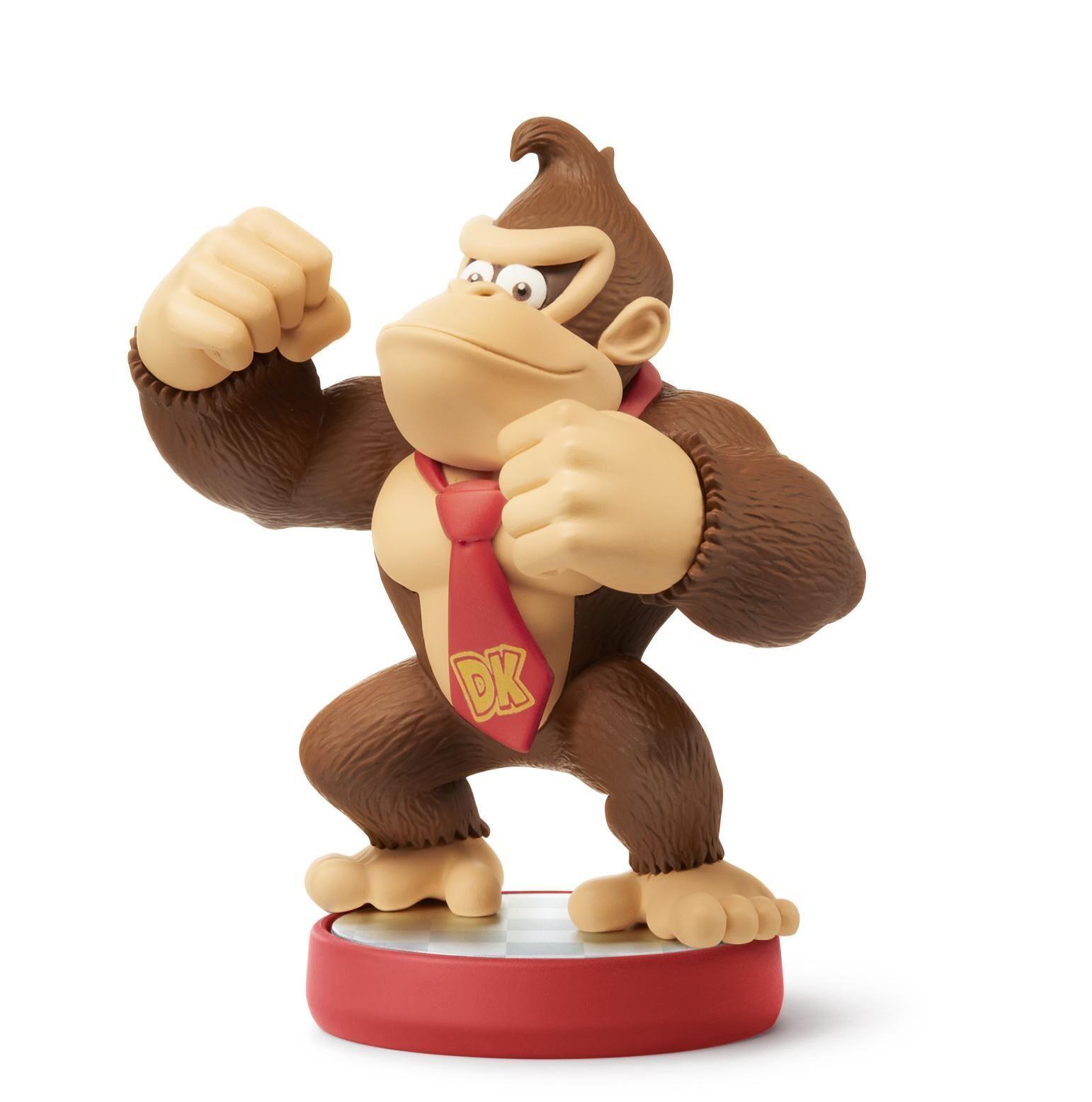 NINTENDO Figurine Amiibo - Super Mario - Donkey Kong