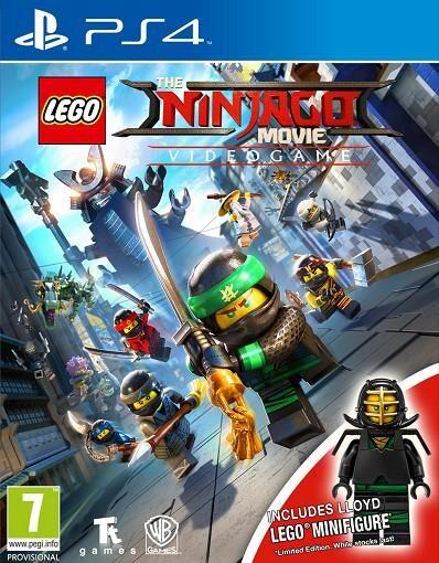 WARNER LEGO Ninjago PS4