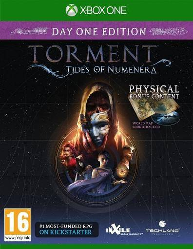 TECHLAND Torment Tides of Numenera XBOX ONE