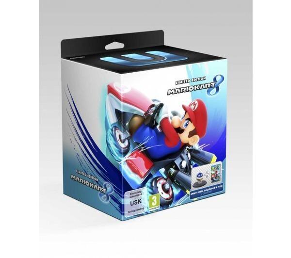 NINTENDO Mario Kart 8 Collector Edition Limitée