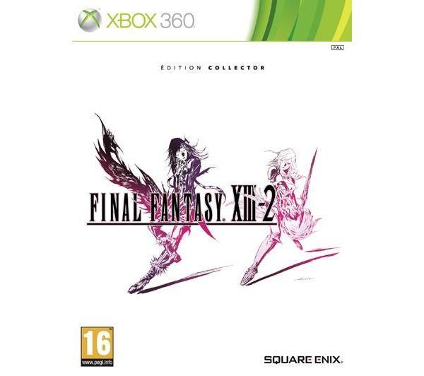 SQUARE ENIX Final Fantasy XIII-2 Collector [XBOX360]