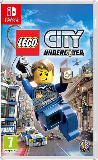 WARNER Lego City Undercover SWITCH