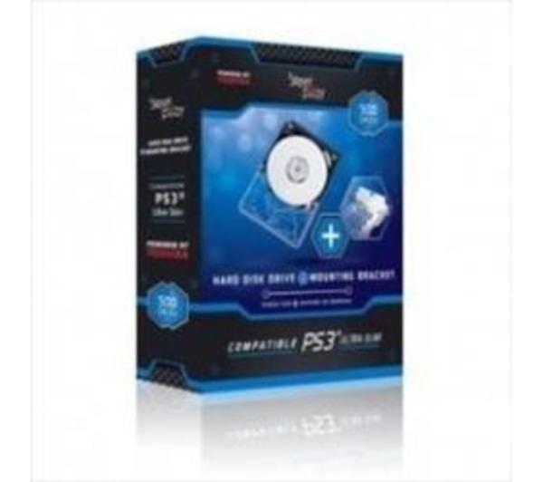 E-CONCEPT DISTRIBUTION Bundle Disque Dur 500 Go + Support PlayStation 3 Ultra Slim