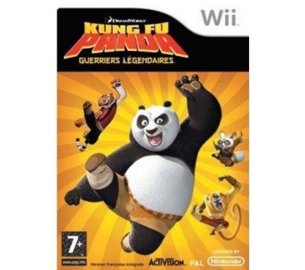 ACTIVISION KUNG FU PANDA, Guerriers Légendaires