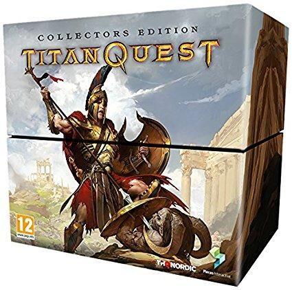 THQ NORDIC Titan Quest Collector's Editon, PC jeu vidéo Collectionneurs Anglais
