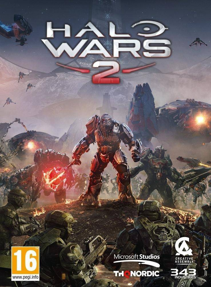 JUST FOR GAMES Halo Wars 2