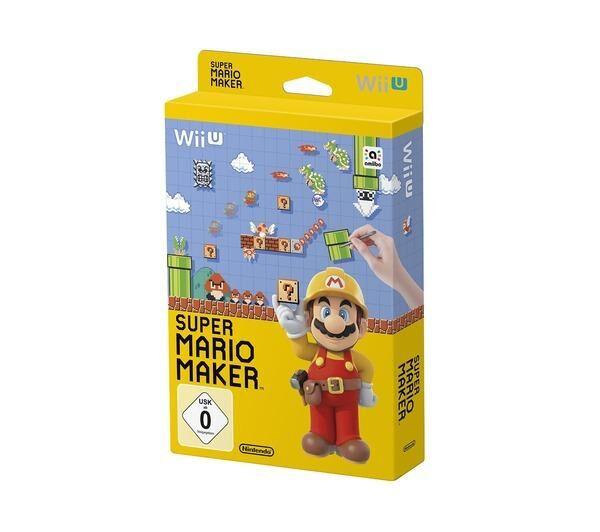 NINTENDO Super Mario Maker - Jeu vidéo WII U
