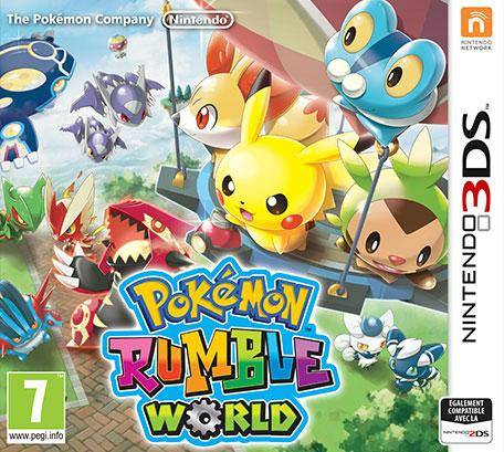 NINTENDO Pokémon Rumble World