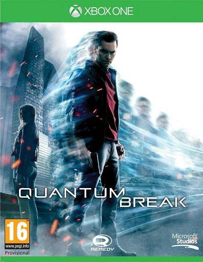MICROSOFT Quantum Break XBOX ONE