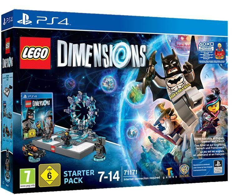 WARNER BROS LEGO Dimensions Pack démarrage - Edition Supergirl
