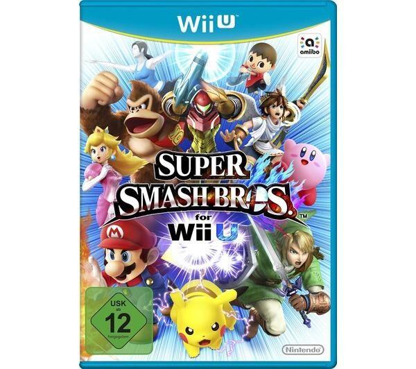 NINTENDO Super Smash Bros Wii U