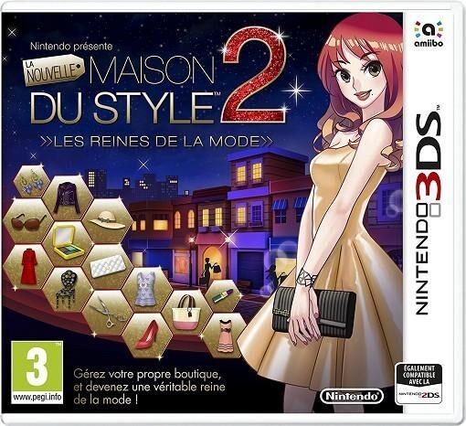 NINTENDO La Nouvelle Maison du Style 2 3DS DS