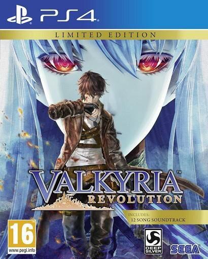 SEGA Valkyria Revolution PS4
