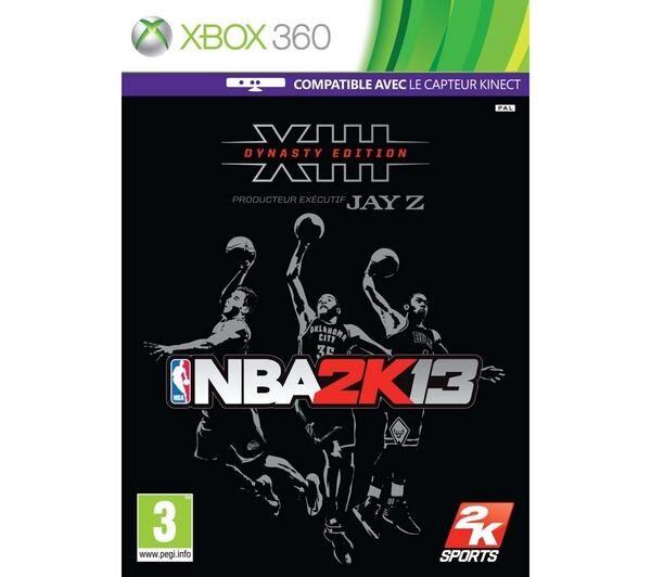TAKE2 XBOX 360 NBA 2 K13 COLLECTOR