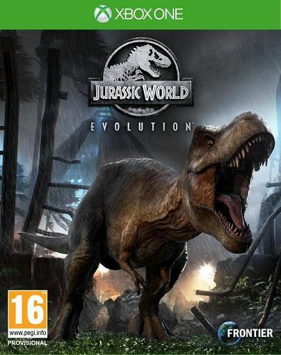 KOCK MEDIA Jurassic World Evolution XBOX ONE