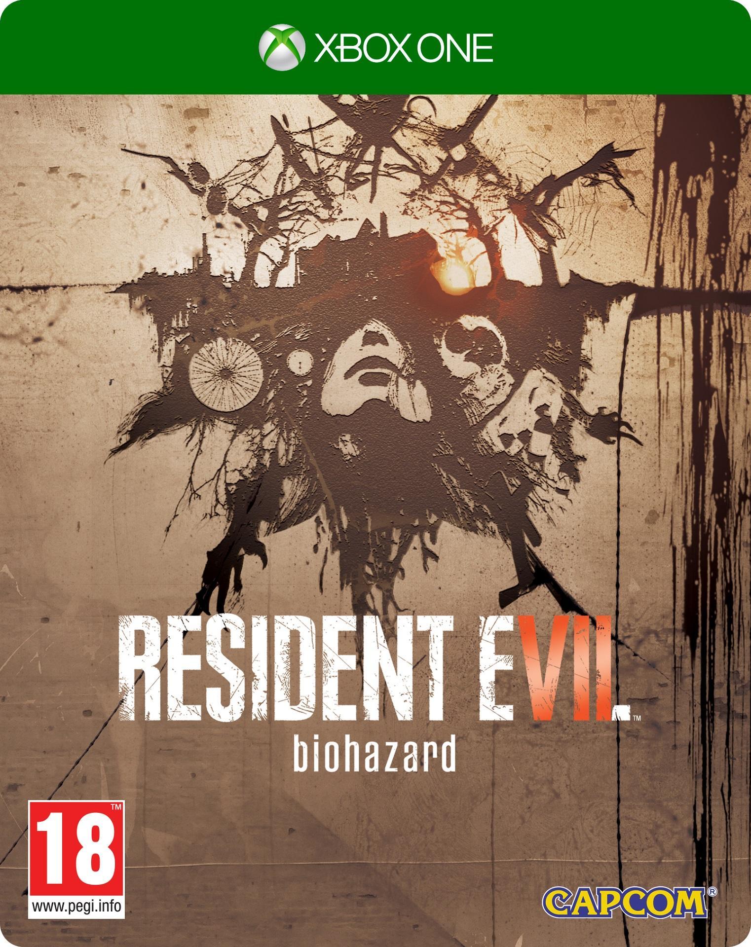 CAPCOM Resident Evil 7 : Biohazard Steelbook Edition