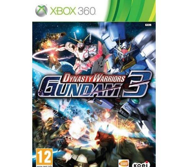 KOCH MEDIA XBox 360 Dynasty Warriors Gundam 3
