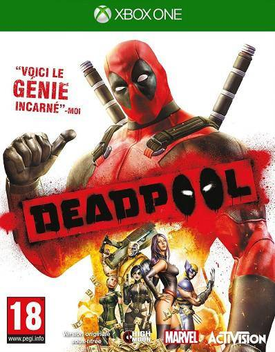 ACTIVISION Deadpool XBOX ONE