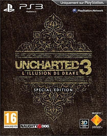 SONY COMPUTER Uncharted 3 - L'Illusion de Drake - Edition Spéciale [PS3]