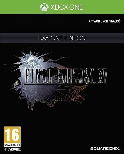 SQUARE ENIX Final Fantasy XV Edition Day One XBOX ONE