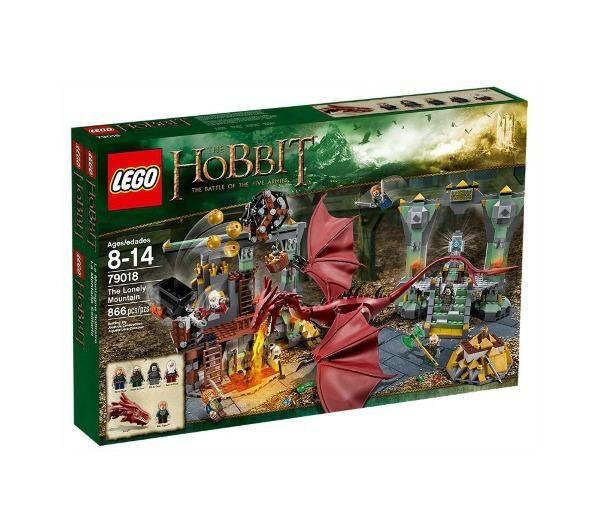 LEGO The Hobbit? - Le Mont solitaire - 79018