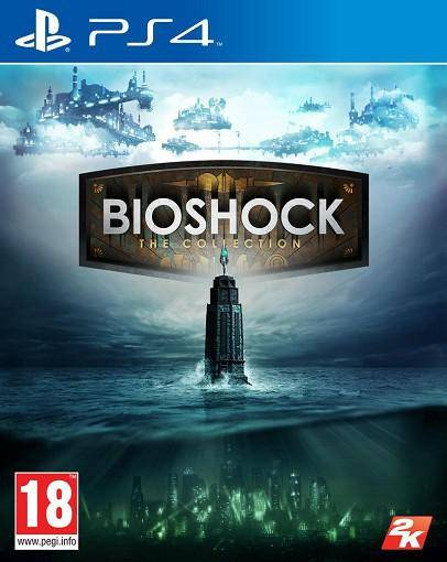TAKE2 Bioshock The Collection PS4