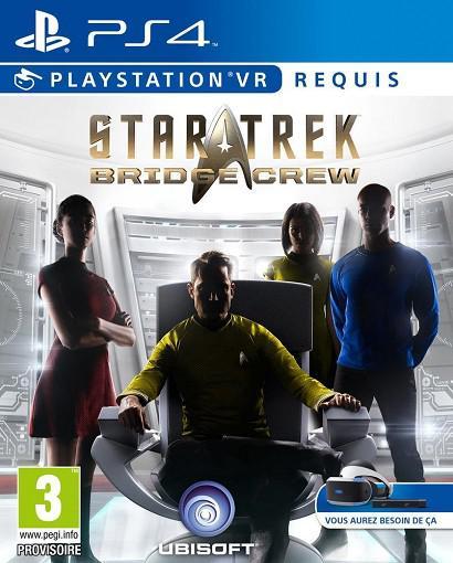 UBISOFT Star Trek Bridge Crew VR PS4