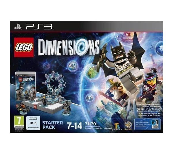 WARNER Lego Dimensions - Pack de démarrage pour PS3