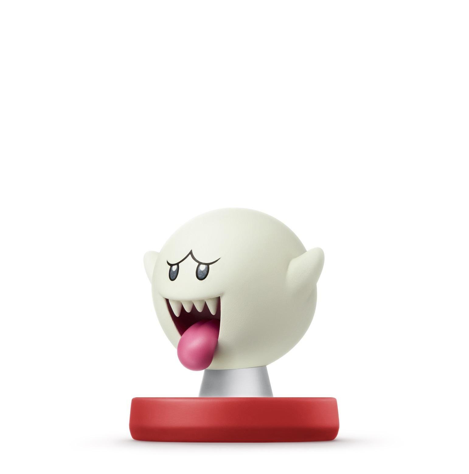 NINTENDO Figurine Amiibo - Super Mario - Boo
