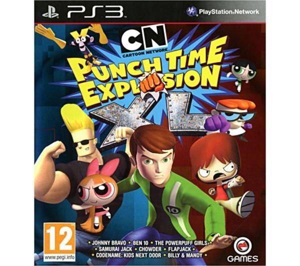 PLAYSTATION 3 - Punch Time Explosion Xl Ps3