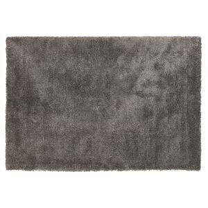 Alterego Tapis de salon shaggy 'TISSO' gris foncé - 160x230 cm - Publicité