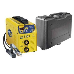GYS Poste de soudure GYSMI E163 avec valise et accessoires GYS 036635 - Publicité