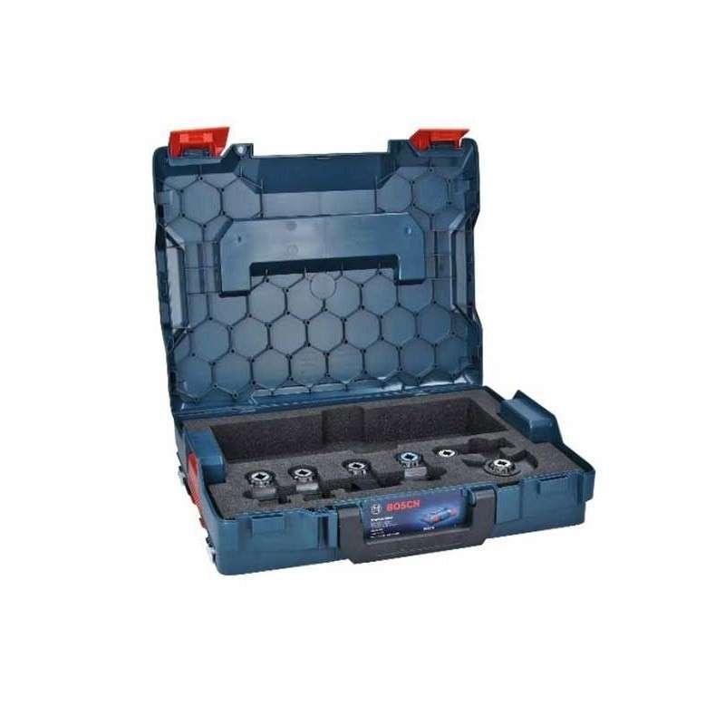 BOSCH PRO Coffret Bosch 45 lames STARLOCK bois et métal en L-Boxx 06159975V0