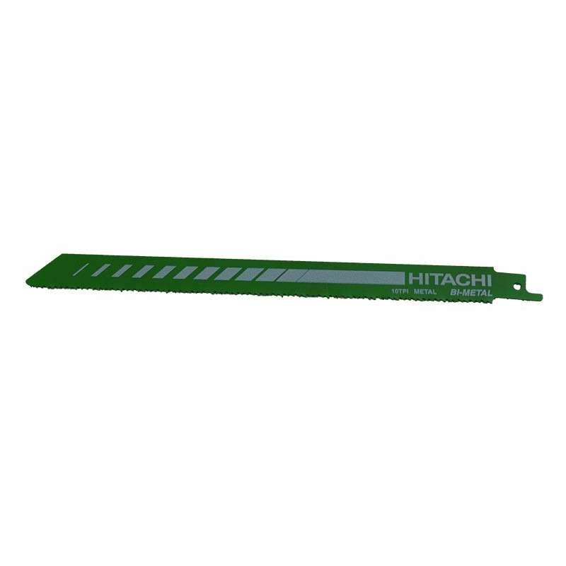 HITACHI - HIKOKI Lame de scie sabre HITACHI - HIKOKI 752005 type RD40B pour métaux et bois - Quantité - X 1