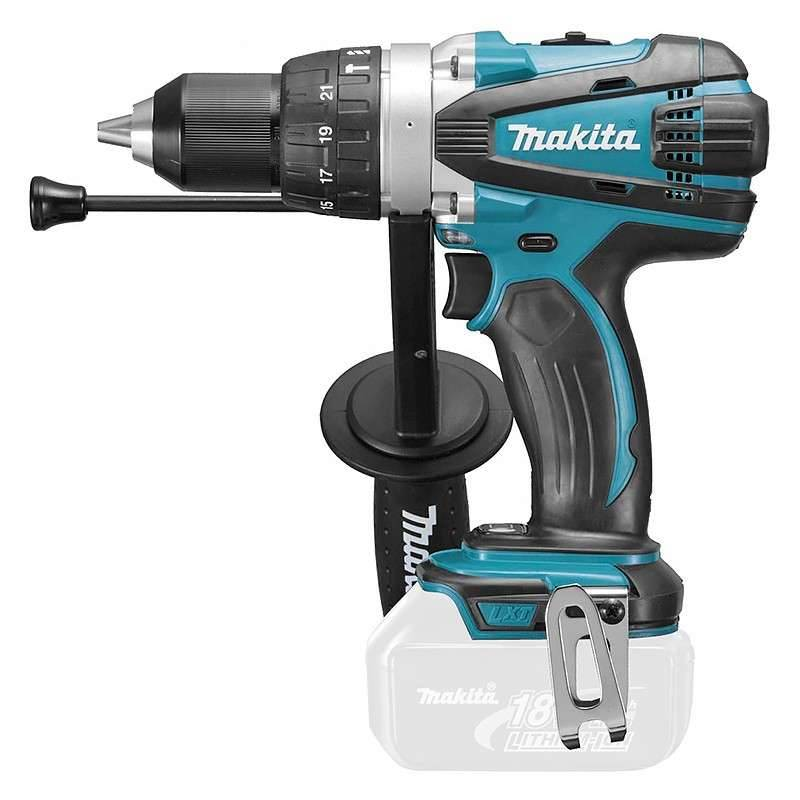 MAKITA Perceuse visseuse à percussion MAKITA DHP458z Ø 13 mm 18 V LXT