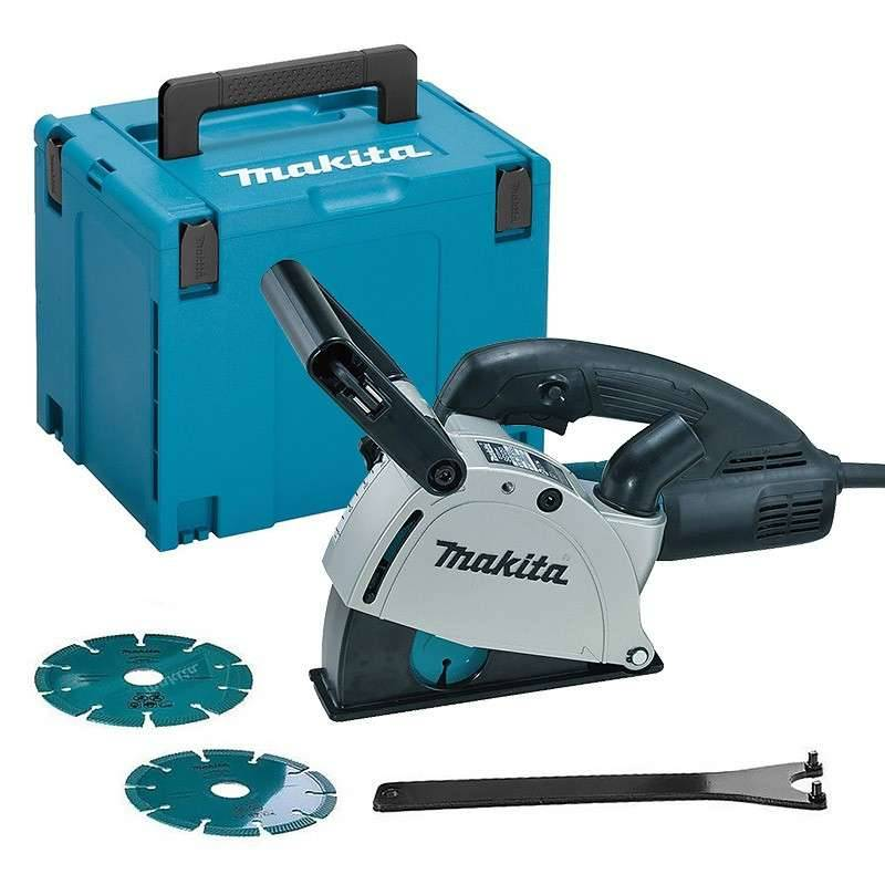 MAKITA Rainureuse à Double Disque MAKITA SG1251J 1400 W Ø 125 mm