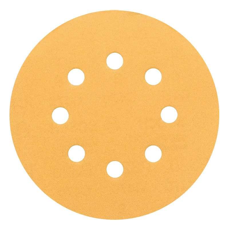 BOSCH PRO Disques abrasifs C470 BOSCH pour ponceuses excentriques Ø 125 mm Best for Wood and Paint 8 trous -...