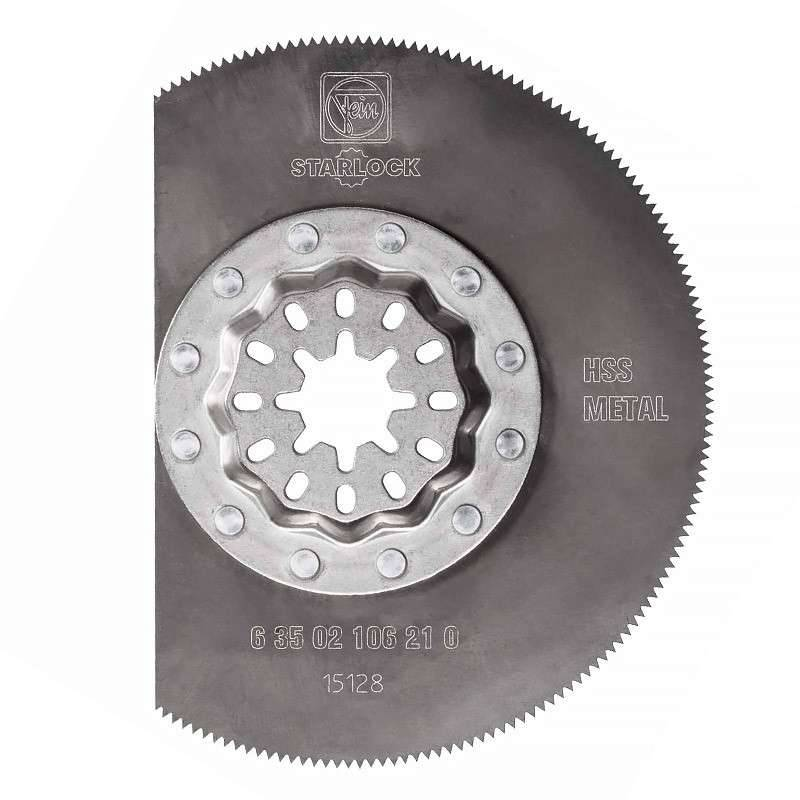 FEIN Lame circulaire de scie segment FEIN SL HCS METAL 106 Ø 85mm