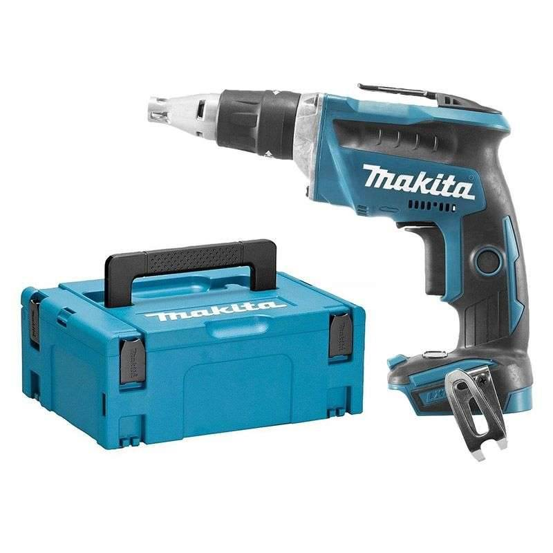 MAKITA Visseuse à Placo sans fil MAKITA DFS452ZJ 18 V LXT (machine nue)