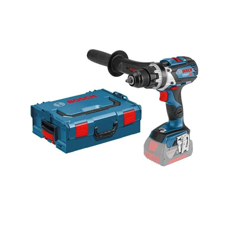 BOSCH PRO Perceuse Visseuse sans fil BOSCH GSR 18V-85 C Professional 18 V (machine nue) + L-Boxx