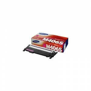 Samsung CLT-M406S Cartouche Toner Magenta (SU252A) - Publicité