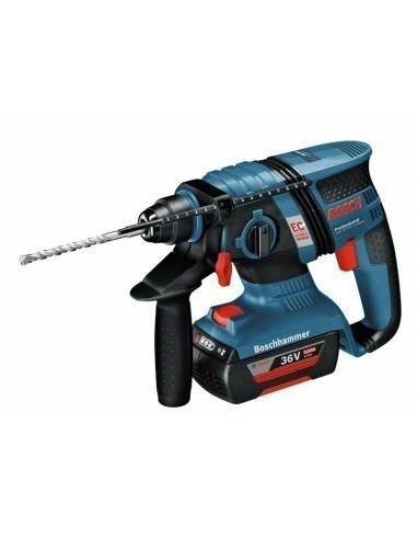 Bosch Perforateur SDS-plus GBH 36 V-EC Compact, 2 batteries 2,0 Ah L-BOXX - Bosch