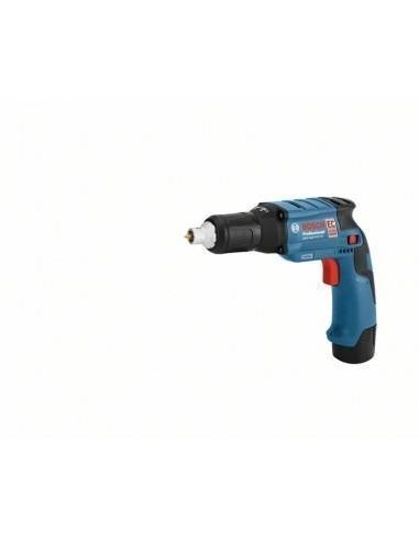 Bosch Visseuse plaquistes sans-fil GTB 12V-11 solo Click&Go,; L-BOXX - Bosch
